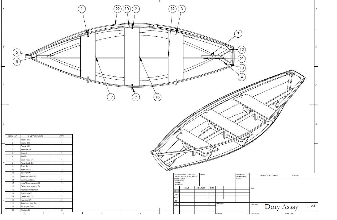 Сделать макет лодки своими руками 47