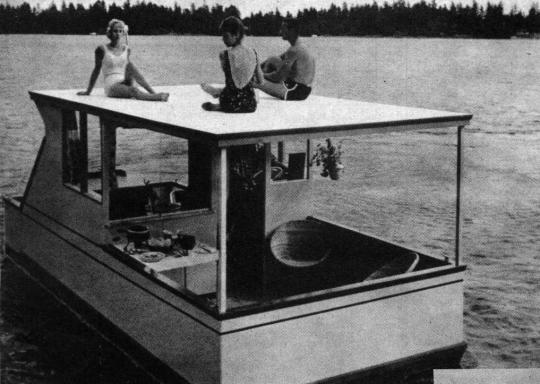 Как сделать лодку из стеклопластика своими руками